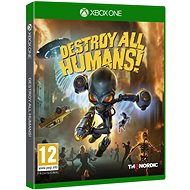 Destroy All Humans! - Xbox One - Console Game