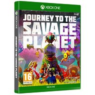 Journey to the Savage Planet - Xbox One - Console Game