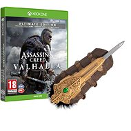 Assassin's Creed Valhalla - Ultimate Edition - Xbox One + Eivors Hidden Blade - Console Game