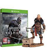 Assassin's Creed Valhalla - Ultimate Edition - Xbox One + Eivor Figurine - Console Game