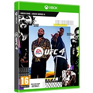 UFC 4 - Xbox One - Console Game