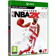 NBA 2K21 - Xbox One - Console Game