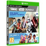 The Sims 4: Star Wars - Journey to Batuu Bundle (Full Game + Expansion Pack) - Xbox One - Console Game