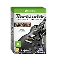 Rocksmith 2014 Edition + Guitar Cable - Xbox One - Console Game