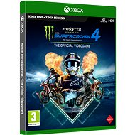 Monster Energy Supercross 4 - Xbox One - Console Game