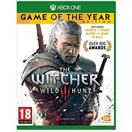 The Witcher 3: Wild Hunt - Game of the Year Edition - Xbox - Console Game