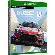 WRC 10 The Official Game - Xbox - Console Game