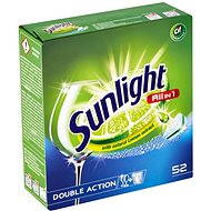 SUNLIGHT All in 1 (52 pcs) - Dishwasher Tablets