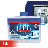 FINISH Washing machine cleaner 250 ml - Dishwasher cleaner