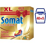 SOMAT Gold 40+5pcs - Dishwasher Tablets