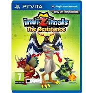 PS Vita - Invizimals: Resistance - Console Game