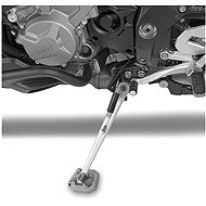 GIVI ES 5110 extension of the side stand BMW F 800 GS Adventure (13-17), silver aluminum - Assembly Kit
