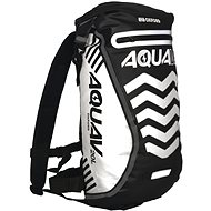 OXFORD waterproof backpack Aqua V20 Extreme Visibility, (black / reflective elements, volume 20l) - Accessories