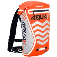 OXFORD waterproof backpack Aqua V20 Extreme Visibility, (orange fluo / reflective elements, volume 20l) - Accessories