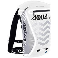 OXFORD waterproof backpack Aqua V20 Extreme Visibility, (white / gray / reflective elements, volume 20l) - Accessories
