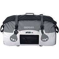 OXFORD waterproof bag Aqua70 Roll Bag, (white / gray, volume 70l) - Accessories