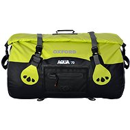 OXFORD waterproof bag Aqua70 Roll Bag, (black / fluo, volume 70l) - Accessories