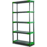 N5K Group Jupiter 1800 x 700 x 460 mm, gray-green - Shelf