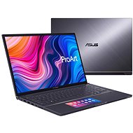 ASUS W730G2T-H8009R Star Grey & Metal with Twill finish - Laptop