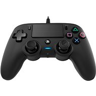 Nacon Wired Compact Controller PS4 - Black - Gamepad