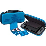 BigBen Official Travel Case Zelda Blue - Nintendo Switch - Case