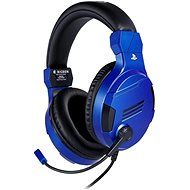 BigBen PS4 Stereo Headset v3 - Blue - Gaming Headset