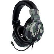 BigBen PS4 Stereo Headset v3 - Green - Gaming Headset
