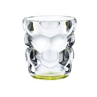 Nachtmann Set of glasses for water 2pcs, BUBBLES, green - Glass Set
