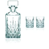 Nachtmann NOBLESSE 3pcs Whiskey Set - Glass Set