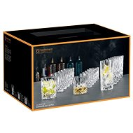 NACHTMANN NOBLESS 18 Piece Glass Set - Glass Set