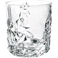 Nachtmann Sculpture Whiskey Glasses Set, 4pcs, 365ml - Whiskey Glasses
