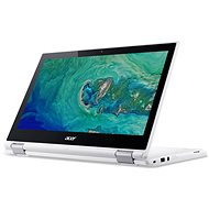 Acer Chromebook R11 White Aluminium - Chromebook