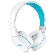 Niceboy HIVE white - Headphones with Mic