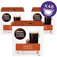 NESCAFÉ Dolce Gusto Cafe Grande Intenso, 3-Pack - Coffee Capsules