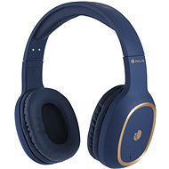 NGS Arctica Pride, Blue - Wireless Headphones