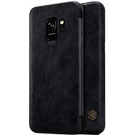 Nillkin Qin Book for Samsung G960 Galaxy S9 Black - Mobile Phone Case