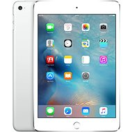 iPad mini 4 with Retina Display 128GB WiFi Silver - Tablet