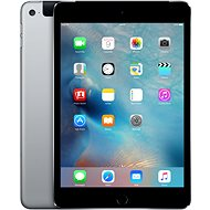 iPad mini 4 with Retina Display 128GB Cellular Space Gray - Tablet