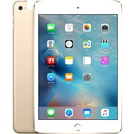 iPad mini 4 with Retina display 128GB Cellular Gold - Tablet