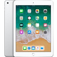 iPad 128GB WiFi Silver 2018