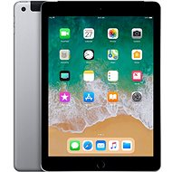 iPad 128GB WiFi Cellular Cosmic Grey 2018 - Tablet