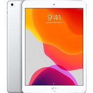 iPad 10.2 32GB WiFi Silver 2019 - Tablet