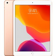 iPad 10.2 128GB WiFi Cellular Gold 2019 - Tablet