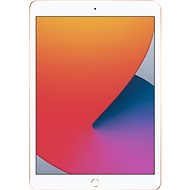 iPad 10.2 128GB WiFi Gold 2020 - Tablet