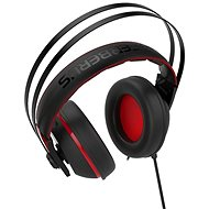ASUS Cerberus V2 Red - Headphones with Mic