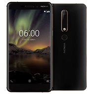 Nokia 6.1 Black/Copper - Mobile Phone