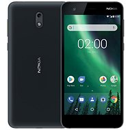 Nokia 2 Black Dual SIM - Mobile Phone