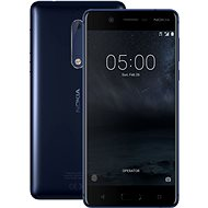 Nokia 5 Tempered Blue - Mobile Phone