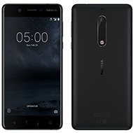 Nokia 5 Black Dual SIM - Mobile Phone