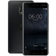 Nokia 6 Matte Black - Mobile Phone
